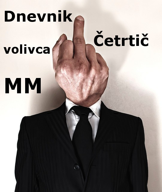 Dnevnik volivca MM (volitve 2014) – četrtič