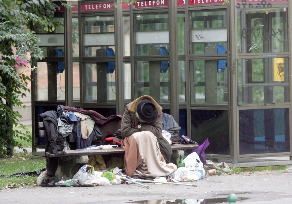 socialni program - Slovenski socialni program je nacionalna sramota
