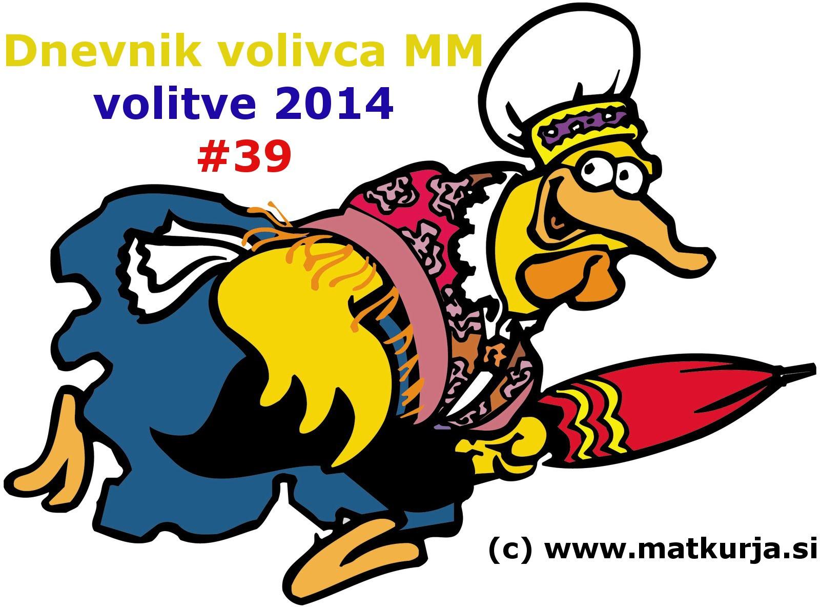 Dnevnik volivca 039 - Dnevnik volivca MM (volitve 2014) – #39